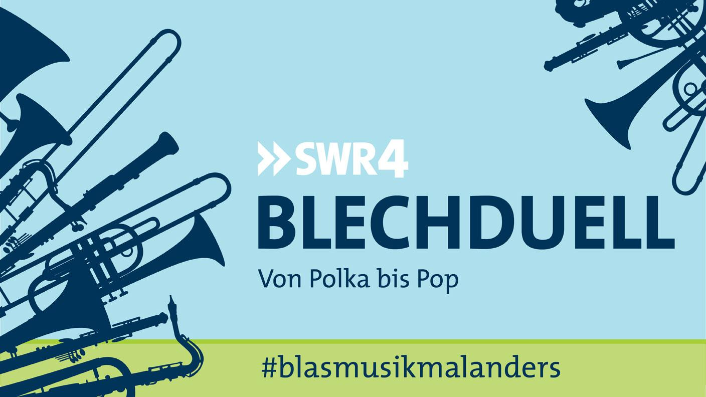 Alternatives Plakat Blechduell